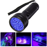 XANES 51 LED UV Scorpion Detector Hunter Finder Ultra Violet Blacklight Flashlight