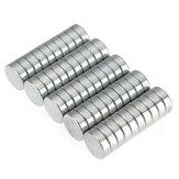50pcs d5x1mm n35 Neodymmagnete seltener starker Erdmagnet