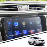 Car GPS Navigation Screen Steel Protective Film for Nissan Qashqai J11 X-trail T32 2015-2017