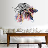 The Eagle Stickers Wall Sticker Bedroom Decor Hark Wall Stickers Home Decor PVC DIY Art Decals
