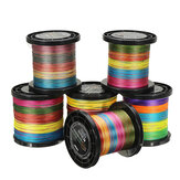 SeaKnight 1000M Fishing Line Multi-color Colorful 10 Meters/ Color Super PE Braided 8 Strand Weaves
