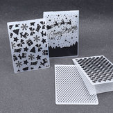 Christmas Transparent Decorations Sitcker Clear Stamps Silicone Seals For DIY Scrapbooking Photo Album Card Making