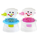 2 in1 draagbare kinderen baby toilet trainer kind peuter potties training stoel fun stoel