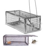 Humane Mouse Cage Mouse Trap High Sensitivity Rat Control Catcher Trap Pest Live Animal Trap