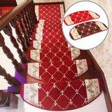 Tappetino per scale pastorali in stile europeo Anti Tappetini per scale con tappetino antiscivolo con pasta Magia