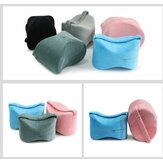 Memory Foam Knee Pillow Body Leg Cushions Fitness Yoga Leg Beauty Pillow Under Knee Sciatica Pain Relief Back Support