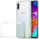Nillkin Anti-scratch Transparent Soft TPU Protective Case for Samsung Galaxy A70 2019