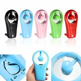 Mini Handheld Portable Mute USB Air Conditioner Zomer Cooler Koelventilator