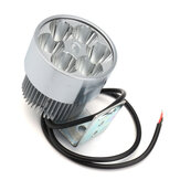 12V 30W Motorcycle Scooter Bromfiets High Power Spot Light Waterdichte LED-koplampen