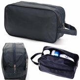 Men Travel Waterproof Toiletry Bag Wash Shower Makeup Organizer Portable Carrying Case Phone Pouch