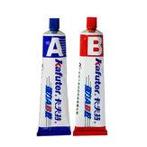 Kafuter 70g優れた強度AB改質アクリル接着剤接着剤金属プラスチックウッドクリスタルガラスジュエリー