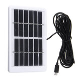 6V 12W USB Charging Solar Power Panel Multi-function LED Mosquito killer Lamp Solar Panel