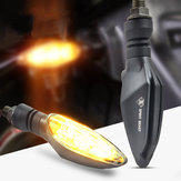 Spirit Beast 12V Motorcycle LED Segnale di direzione Luci Ambra Super Bright Waterproof