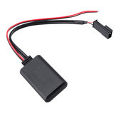 Car Bluetooth Modulo AUX IN Audio Radio Adattatore a 3 poli per BMW BM54 E39 E46 E38 E53 X5