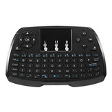 A3 2.4G Wireless Rechargeale Mini Keyboard Touchpad Air Mouse for TV Box Mini PC