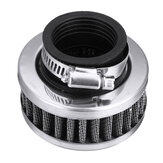 35mm/42mm/48mm/52mm Air Filter Cleaner Motorcycle Pit Bike Universal