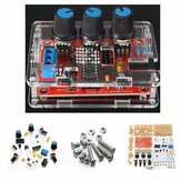 Geekcreit® XR2206 Functie Signal Generator DIY Kit Sine Triangle Square Uitgang 1HZ-1MHZ