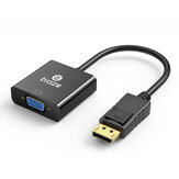 Biaze ZH33-PC Full HD 1080P DP DisplayPort to VGA Converter Кабель видеоадаптера
