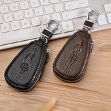 Men And Wmen Vera Pelle Retro Key Borsa