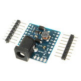 DC Power Shield V1.0.0 Voor D1 Mini Development Board
