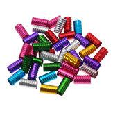 100本のドレッドロックビーズの春の形状調整可能な髪のブレイドカフクリップロックスタイルツール