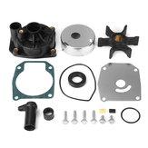 Wasser Pumpe Laufrad Reparatur Satz # 432955 Für Johnson Evinrude 3 CYL 60 65 70 75 HP