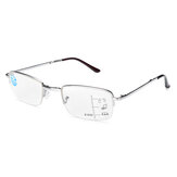 Half  Frame Progressive Multi-focus Reading Glasses Foldable