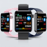 Bakeey M5 1.54 Pollici Schermo a colori full touch Braccialetto Multi UI Display Monitor per la pressione sanguigna Smart Watch