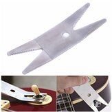 Guitar Bass Steel Luthier Tool Spanner Wrench for Tightening Pots Switches