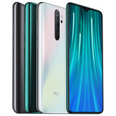 Xiaomi Redmi Note 8 Pro Global Version Smartphone Quad Arrière 64MP de 6,53 pouces 6GB 128GB NFC 4500mAh Helio G90T Octa Core 4G