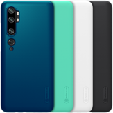 Xiaomi Mi CC9 Pro / Xiaomi Mi Note 10 / Xiaomi Mi Note 10 Pro用のNillkin Frosted Anti-Fingerprint PCハード保護ケース