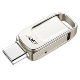 EAGET CU31 Type-C USB 3.1 32GB 64GB 128GB High Speed Flash Drive U Disk For Type-C Smart Phone Laptop MacBook