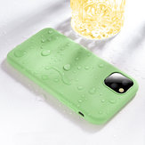 Cafele Smooth Shockproof Soft Liquid Silicone Rubber Back Cover Protective Case for iPhone 11 6.1 inch