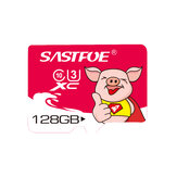 SASTFOE Year of the Pig Limited Edition U3 128GB TF Memory Card