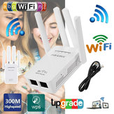 Wifi Repeater Router 300Mbps 2.4GHz Hot Wifi Repeater Router inalámbrico Range Extender Signal Booster con Antena