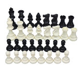 32 Piece Game Chess Foldable 9.5/7.5/6.4cm King Knight Set Outdoor Recreation Kids Family Traveling Camping Game