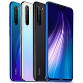 Xiaomi Redmi Note 8 Global Version 6,3 Zoll 48MP Quad Rückfahrkamera 4GB 128GB 4000mAh Snapdragon 665 Octa Core 4G Smartphone