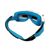 URUAV FPV نظارات واقية غطاء ليكرا النسيج الإسفنج الوسادة استبدال ث / رئيس حزام ل Eachine EV200D