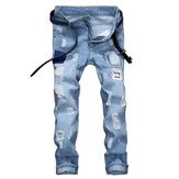 Jeans Patchwork Hommes