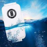 40m Shell de mergulho impermeável Caso de proteção completa à prova de choque para Samsung Galaxy S9 S9 + / S9 Plus