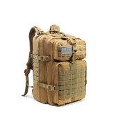 45l التكتيكية العسكرية الجيش 3d رخوة الاعتداء الظهر حقيبة الظهر التنزه التخييم السفر