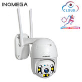 INQMEGA 1080P 360° PTZ 8 LED Waterproof IP Camera H.264 HD Night Version Motion-Detection Home WIFI Camera Baby Monitors