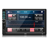 X6 7 Zoll 2 Din Wince Autoradio Stereo MP5-Player Bluetooth-Freisprecheinrichtung Touchscreen FM USB AUX-Unterstützung für Rückwärtsbilder Mobile Verbindung