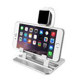 Stainless Steel Docking Station Charging Stand Phone Holder Watch Holder for Smart Phone for iPhone Apple Watch Series 1 2 3 4 5