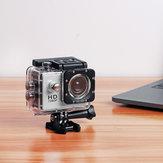 SJ4000 HD 1080P Esporte ao ar livre Câmera DV Gravador de ação à prova d'água