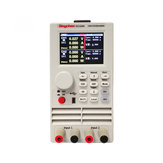 RS232 DCL6104 Communication DC Electronic Load  Single Pass / Dual Channel 400W LED Drive Battery Capacity Load Tester