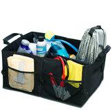 Kofferraum-Fracht-Organisator-faltender Transportgestell-Autositz-Rückseiten-Speicher-Zusammenbruch-Beutel-Behälter