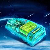 PZEM-004T TTL Modbus-RTU Güç Voltmetre Ampermetre AC 220 V 10A / 100A Elektrik Volt Akım Frekans Güç Faktörü Enerji Güç Ölçer