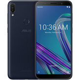 ASUS ZenFone Max Pro(M1)ZB602KL Global Version 6.0インチFHD + 5000mAh 16MP + 5MPデュアルリアカメラ4GB RAM 64GB ROM Snapdragon 636 Octa Core 4Gスマートフォン