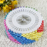 35mm 480Pcs Multicolor Round Head Naaienstift